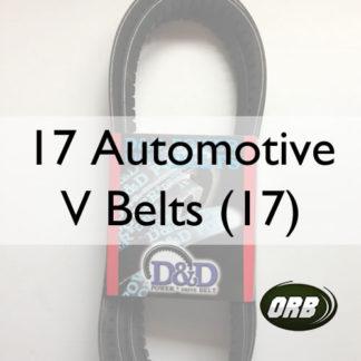 17 Automotive V Belts (17)