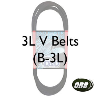 3L V Belts (B-3L)