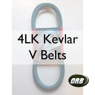 4LK Kevlar V Belts (B-4LK)
