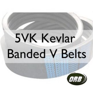 5VK Kevlar Banded V Belts (B2-5VK2)