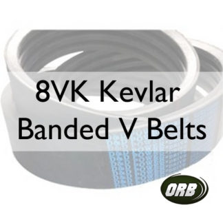 8VK Kevlar Banded V Belts (B2-8VK2)