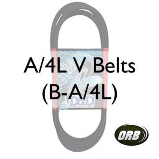 A/4L V Belts (B-A/4L)