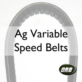 Ag Variable Speed Belts