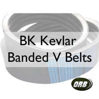 BK Kevlar Banded V Belts (B2-BK2)