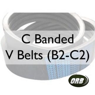 C Banded V Belts (B2-C2)