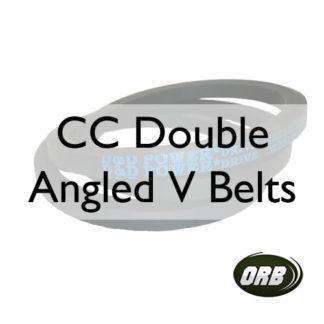 CC Double Angled V Belts (B-CC)