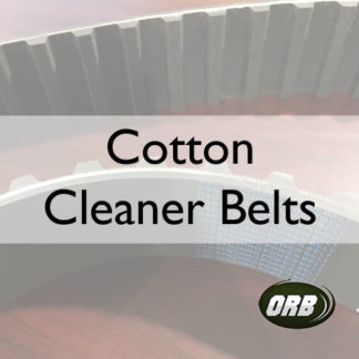 Cotton Cleaner Belts