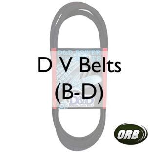 D V Belts (B-D)