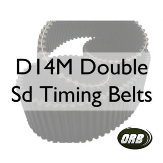 D14M Double Sided Timing Belts (T-D14M)