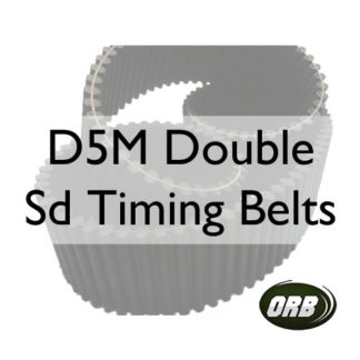 D5M Double Sided Timing Belts (T-D5M)