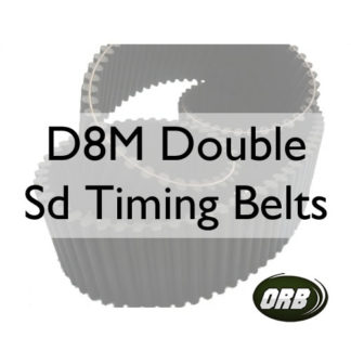D8M Double Sided Timing Belts (T-D8M)