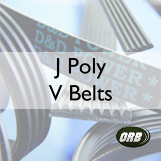 J Poly V Belts (B2-J2)