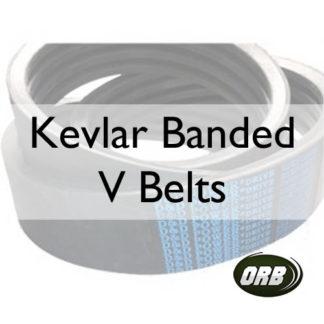 Kevlar Banded V Belts