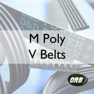 M Poly V Belts (B2-M2)