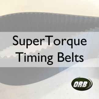 Super Torque Timing Belts