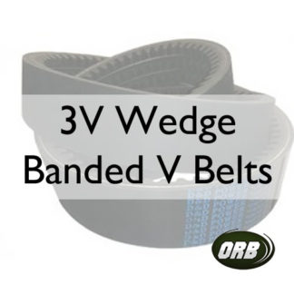 3V Wedge Banded V Belts (B2-3V2)