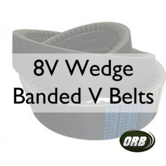 8V Wedge Banded V Belts (B2-8V2)