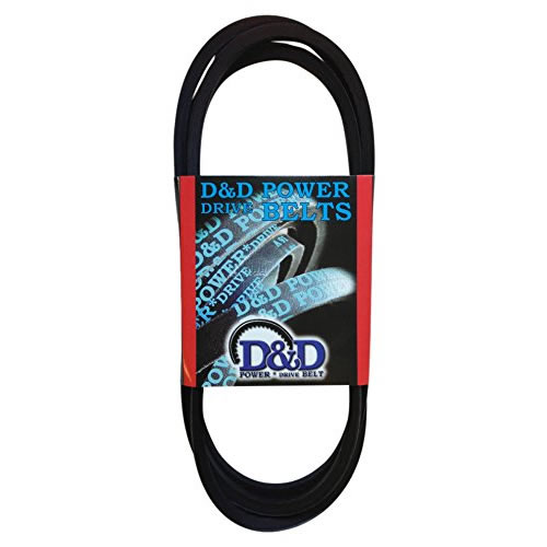 A//4L 1 -Band Rubber 30 Length D/&D PowerDrive 13X745 Metric Standard Replacement Belt