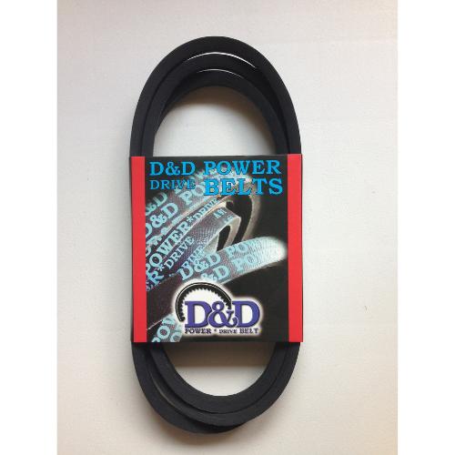 D/&D PowerDrive 3//A46 Banded V Belt