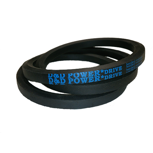 D/&D PowerDrive A-BB136 Hexagonal V Belt